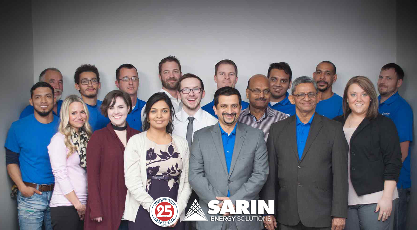 Sarin Energy Solutions 25 Under 25 Commercial Lighting