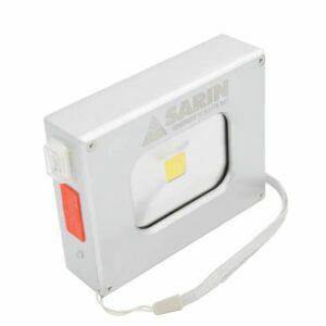 LED Mini Flood Light + PowerBank, PB – 10W