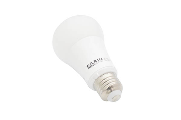 a19, 9w light bulb image