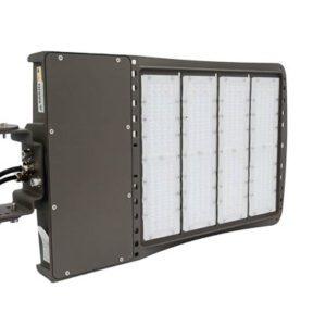 LED Shoebox, Pole, Area Light – 300W