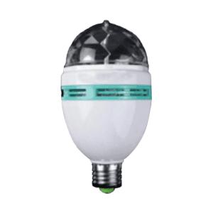 LED RGB Sparkle Bulb, PARTY – 3W