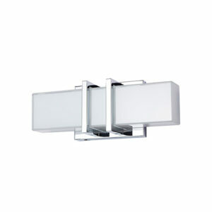 LED Chrome Vanity Light, V122 – 14W