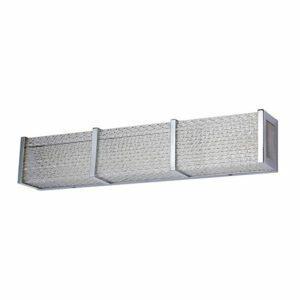 LED Chrome Vanity Light, V736 – 41W