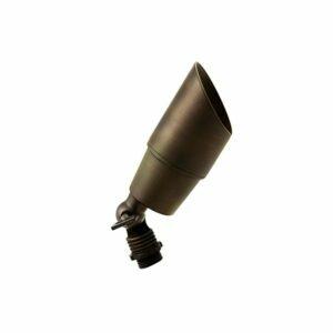Brass Lawn Spotight, SPB01 – MR16