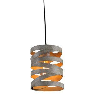 led iron pendant
