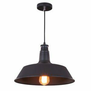 LED Iron Pendant, PDL011 – E26