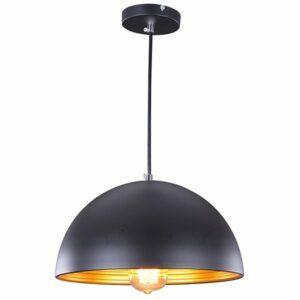 LED Iron Pendant, PDL020 – E26