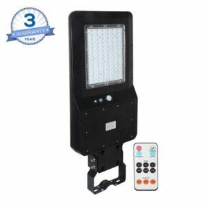 LED Solar Area Light, SSLPR – 40W