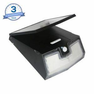 LED Solar Wall Light, SWL2 – 15W