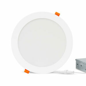 LED Adjustable CCT Slim Downlight 4-8in, SDL4 SDL6 SDL8 – 9-18W