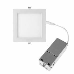 LED Adjustable CCT Slim Downlight 4-6in, SSDL4 SSDL6 – 10W-15W