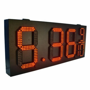 LED Gas Price Sign, GAS – 12-48in