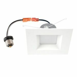 LED Adjustable CCT Downlight 4-6in, SQDL4 SQDL6 – 10-15W