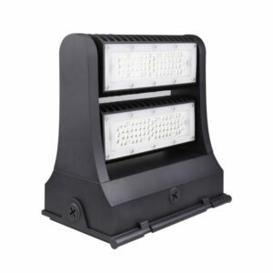 LED Rotatable Wall Pack, RWP2 – 40-80W